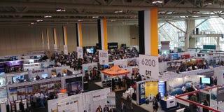 Международная конвенция 2018 PDAC и торговая выставка в Торонто Стоковое Фото