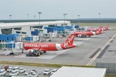 Международный аэропорт 2 Куалаа-Лумпур Стоковые Фото
