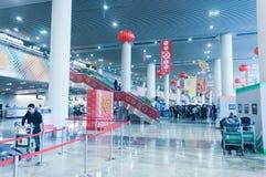 Международный аэропорт Макао Стоковое фото RF