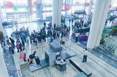 Международный аэропорт Макао Стоковая Фотография
