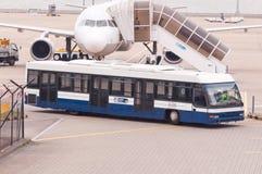 Международный аэропорт Макао Стоковые Фотографии RF