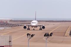Международный аэропорт Макао Стоковые Фото