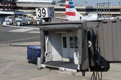 Международный аэропорт свободы Ньюарка стоковая фотография