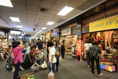 Международный аэропорт CNX Чиангмая Стоковые Изображения