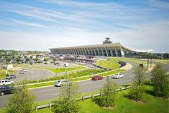 Международный аэропорт Dulles Стоковая Фотография