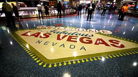 Международный аэропорт LAS McCarran стоковые изображения