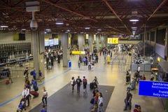 Международный аэропорт São paulo-Guarulhos - Бразилия Стоковая Фотография RF