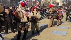 Международный фестиваль игр Surva Masquerade в Pernik видеоматериал
