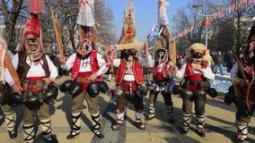 Международный фестиваль игр Surva Masquerade в Pernik акции видеоматериалы