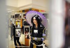Международный фестиваль cosplay Cosplayer в японском изображении Стоковое Изображение RF