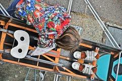 международный rowing turin regatta Стоковое Изображение