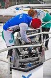 международный rowing turin regatta Стоковая Фотография