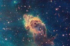 Межзвёздное облако межзвездное облако изображения космического пространства пыли звезды Элементы этого изображения поставленные N стоковое изображение