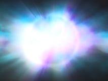 Межзвёздное облако красоты Стоковое фото RF