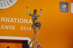 Международная возможность 2014 приветственного восклицания Стоковые Фото