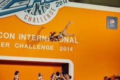 Международная возможность 2014 приветственного восклицания Стоковая Фотография