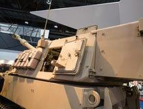 Международная выставка обороны в Абу-Даби Стоковая Фотография RF