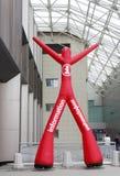 Международная выставка Mosbuild Стоковая Фотография RF