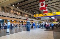 Международный аэропорт Калгари Стоковые Изображения