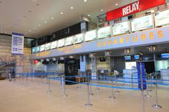 Международный аэропорт Кракова Стоковое фото RF