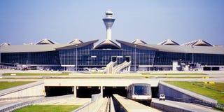 Международный аэропорт Куалаа-Лумпур (KLIA) Стоковое Фото