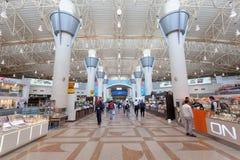 Международный аэропорт Кувейта Стоковые Изображения