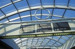 Международный аэропорт Кливленда, Кливленд, OH Стоковая Фотография RF