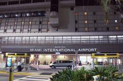 Международный аэропорт Майами в Майами Стоковое Изображение RF