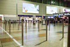 Международный аэропорт Праги Стоковое Изображение