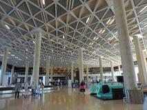 Международный аэропорт ферзя Alia, Джордан Стоковые Фото