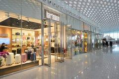 Международный аэропорт Шэньчжэня Bao'an Стоковое Фото