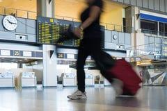 Международный аэропорт Стоковая Фотография