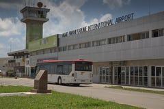 Международный аэропорт Abeid Amani Karume Стоковое фото RF
