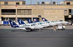 Международный аэропорт Logan, Бостон стоковое изображение rf