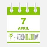 Международный день здоровья Стоковая Фотография RF