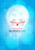Международный день медсестры Стоковая Фотография
