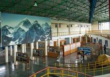 Международный музей горы в Pokhara, Непале Стоковая Фотография RF