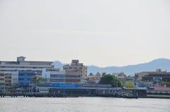 Международный паром к Nunukan Индонезия, Стоковые Фото