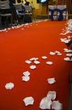 Междурядье свадьбы Стоковое фото RF