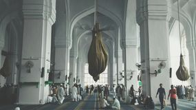Мекка Masjid Стоковые Фотографии RF