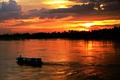 Меконг Стоковое Фото