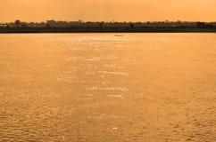 Меконг Стоковое Изображение RF