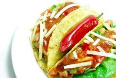мексиканец еды Стоковое Фото