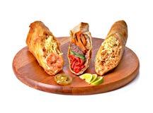 мексиканец еды Стоковое Изображение
