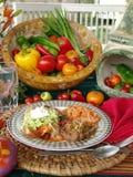 мексиканец еды Стоковое фото RF