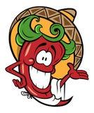 Мексиканец перца Стоковые Фото