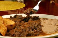 мексиканец тарелки Стоковое Фото