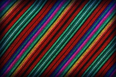 мексиканец ткани предпосылки Стоковое Фото
