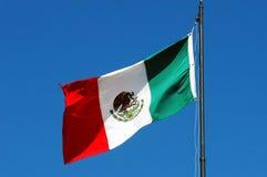 мексиканец флага Стоковое Изображение