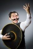мексиканец человека Стоковая Фотография